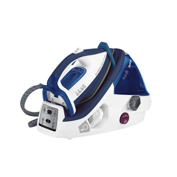 Tefal Pro Express Total GV8960 2400W 1.8L Blu marino, Bianco 3121040045312 GV8960 04_90502808