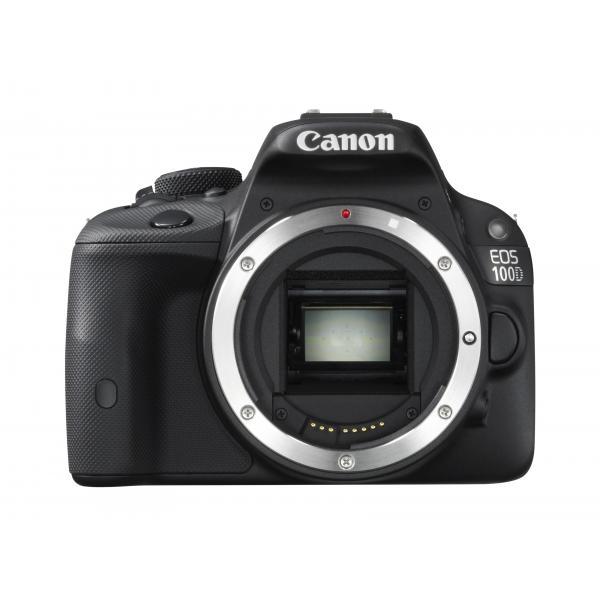 Canon EOS 100D Corpo della fotocamera SLR 18MP CMOS 5184 x 3456Pixel Nero 8714574602660 8576B015 08_8576B015
