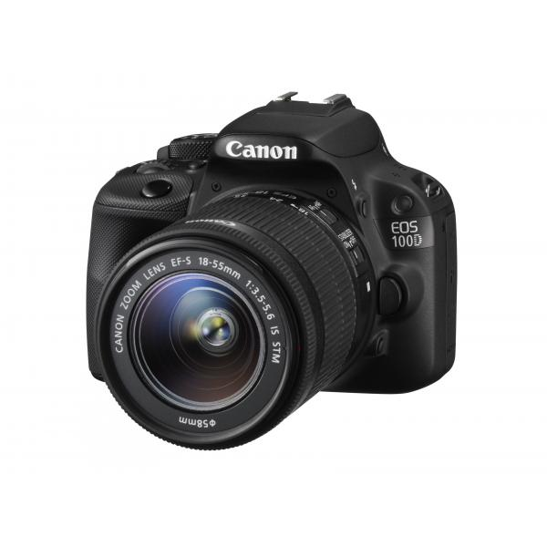 Canon EOS 100D Kit (18-55 STM) 8/10gg Lavorativi (da Ordinare)