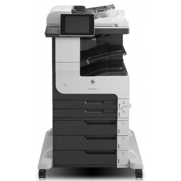 HP Mono LaserJet Enterprise Multi-Function Printer, A3, Up to 41/40 ppm A4/letter, built in networking, automatic duplexing, copy, scan and fax, floor-standing model, HP LaserJet MFP M725z Printer:EUR - CF068A#B19