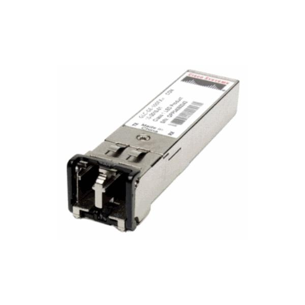 CISCO - NETWORKING: MIDRANGE SWITCH 1000BASE-ZX SFP TRANSCEIVER MODULE SMF 1550NM DOM            IN