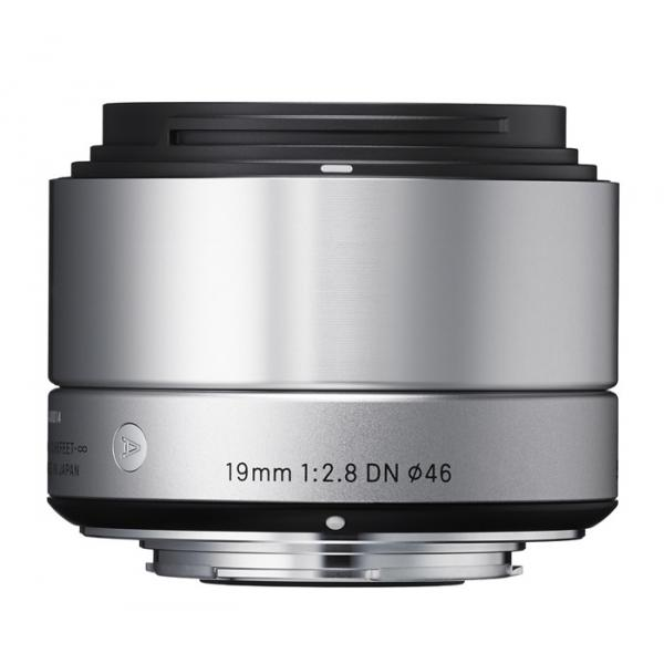 Sigma 19mm F2.8 DN MILC Wide lens Argento 0085126929763 40S965 TP2_SI40S965