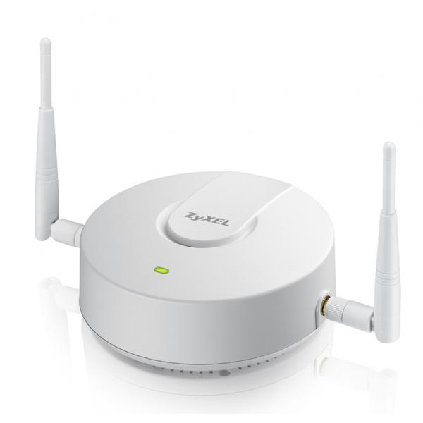 ACCESS POINT WIRELESS ZYXEL NWA5121-N-EU0101F 802.11/b/g/n 300Mbps, Porta LAN Gigabit,supporto PoE(4W)ant integr, Formato Smoke