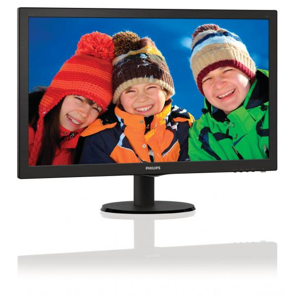 MMD - PHILIPS MONITORS 27IN LCD 1920X1080 16:9 5MS 273V5LHSB 1000:1 VGA HDMI       .IN