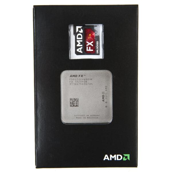 AMD FX 9370 4.4GHz 8MB L3 Scatola processore 0730143303644 FD9370FHHKWOF 10_B960796
