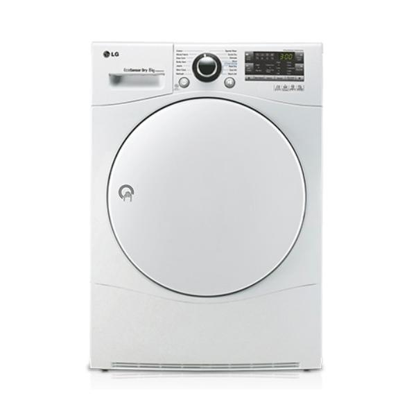 LG RC 8055 AH1Z Libera installazione Caricamento frontale 8kg A++ Bianco 8806084283306 RC8055AH1Z 04_90536222