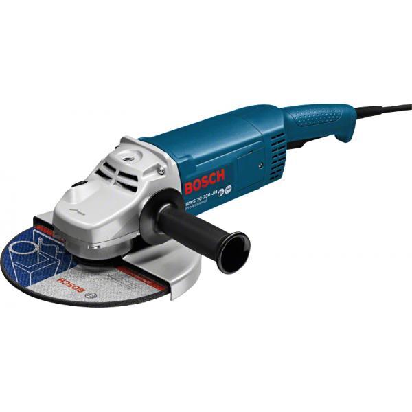 Bosch GWS 20-230 JH Professional 6500Giri/min 230mm 5100g smerigliatrice angolare 3165140669757 0601850M03 05_122889