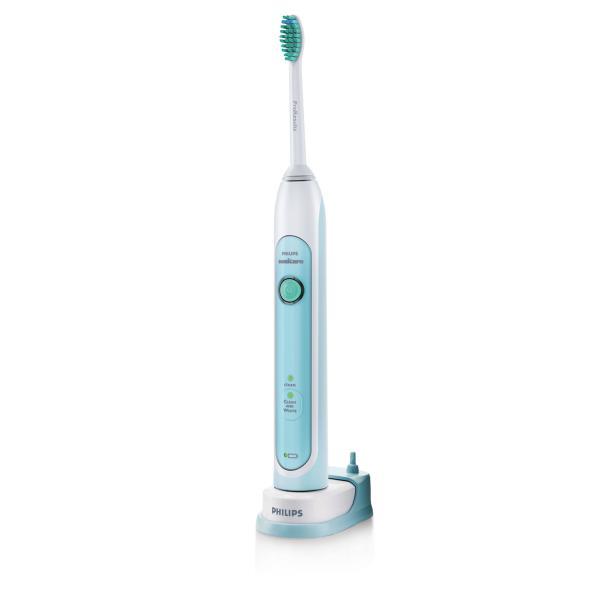 Philips Sonicare HealthyWhite HX6711/22 Turchese spazzolino elettrico 8710103639206 HX6711/22 04_90549843