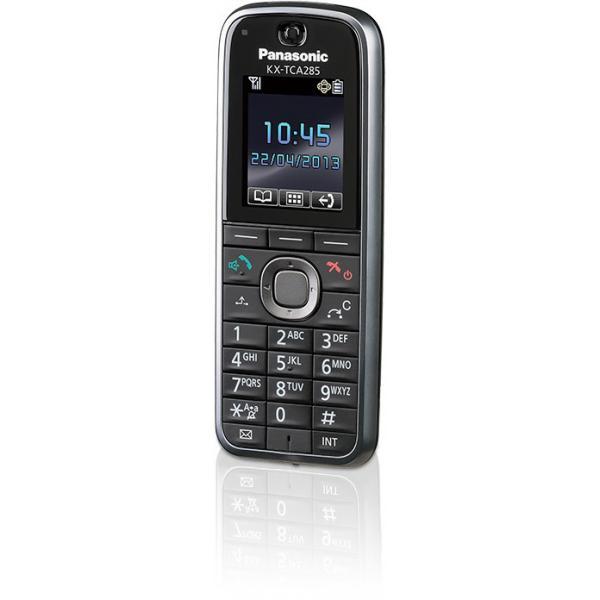 Panasonic KX-TCA285 Ricevitore telefonico DECT Nero