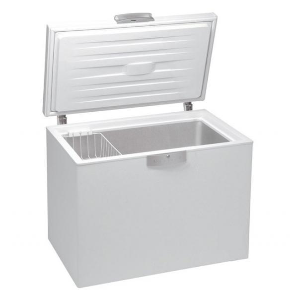 Beko HS221520 Libera installazione Petto 205L A+ Bianco congelatore  HS221520 TP2_HS221520