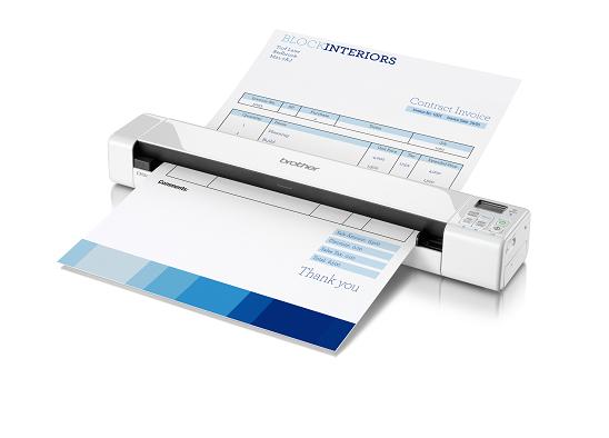 Brother DS-820W Scanner a foglio 600 x 600DPI A4 Bianco scanner 4977766722391 DS820WZ1 10_5835339