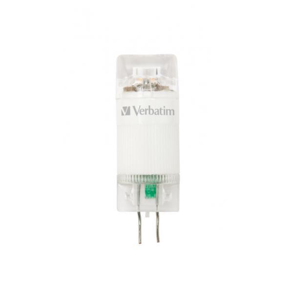 Verbatim 52143 1W G4 A++ Bianco caldo lampada LED 0023942521433 52143 08_52143