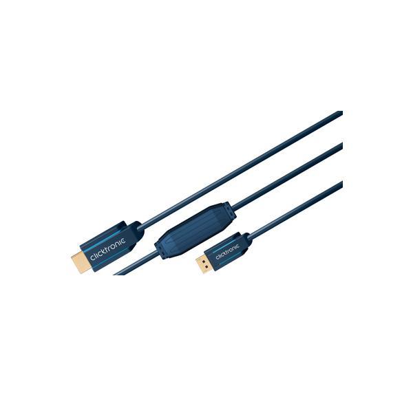 5m DisplayPort / HDMI m / m, 5m, DisplayPort, HDMI