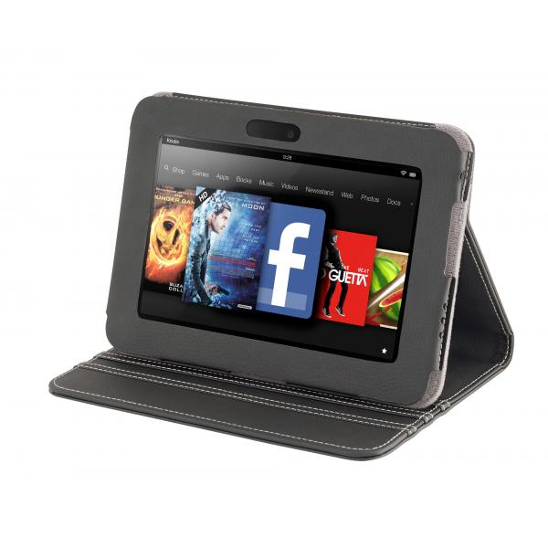 Case Protector Kindle Fire / Hd Magnetic Closing System In