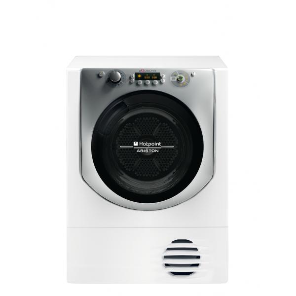 Hotpoint AQC8 2F7 TM1(EU) Libera installazione Caricamento frontale 8kg A++ Bianco asciugatrice 8007842829891 82989 08_82989