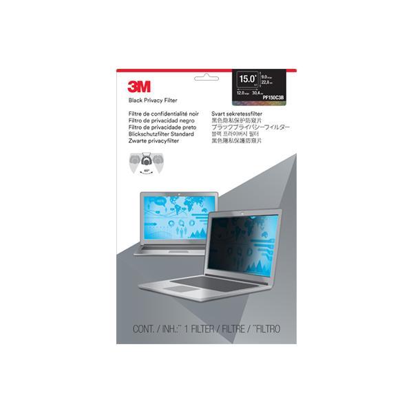 """3M Filtro Privacy per laptop standard da 15"""""""