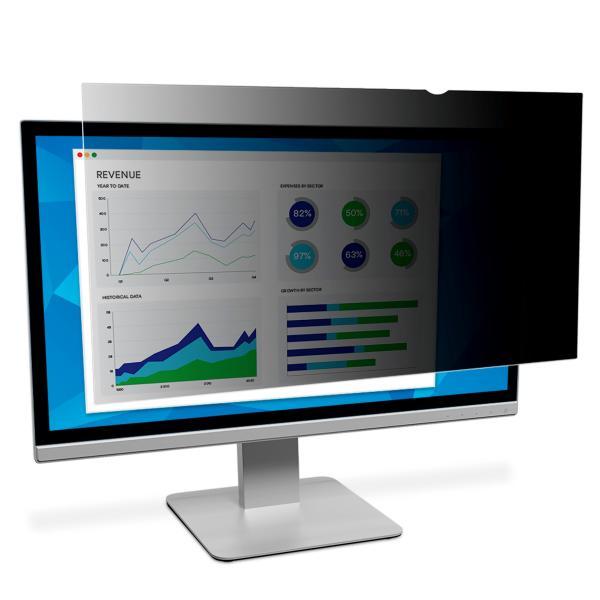 """3M Filtro Privacy per monitor widescreen da 27"""" (16:10)"""