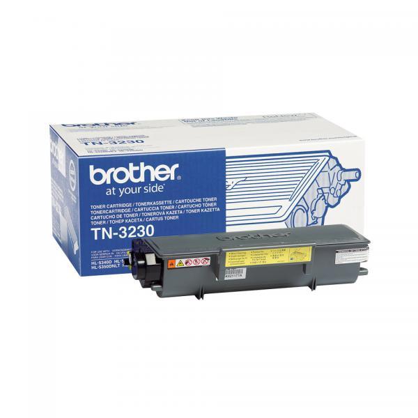 Brother TN-3230 Toner laser 3000pagine Nero cartuccia toner e laser 4977766665964 TN3230 10_5832935