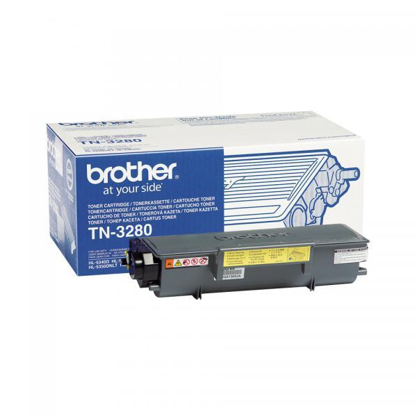 Brother TN-3280 Toner laser 8000pagine Nero cartuccia toner e laser 4977766665988 TN3280 10_5832933