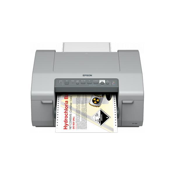 Epson GP-C831 Ad inchiostro Colore 5760 x 1440DPI stampante per etichette (CD) 8715946530345 C11CC68132 10_235G574