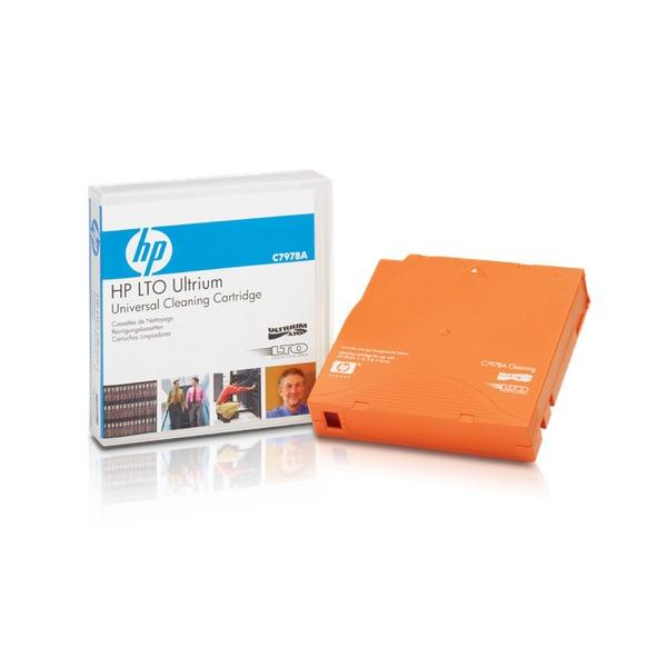 Hewlett Packard Enterprise C7978A Cleaning cartridge cassetta di pulizia 0808736038799 C7978A 10_943D4S9