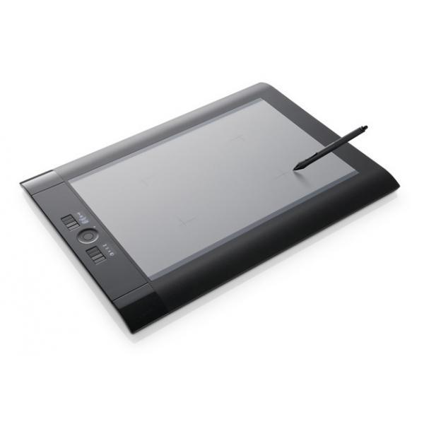 Wacom Intuos Intuos4 XL DTP 5080lpi (linee per pollice) 462 x 305mm USB Nero tavoletta grafica 4949268614368 PTK-1240-D 08_PTK-1240-D