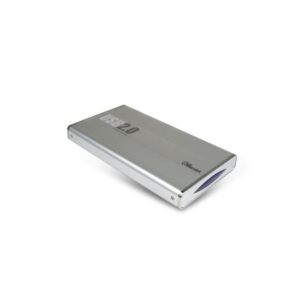 "Hamlet HXD2CCUU USB 2.0 Station 2.5"" External Hard Disk Enclosure 2.5"
