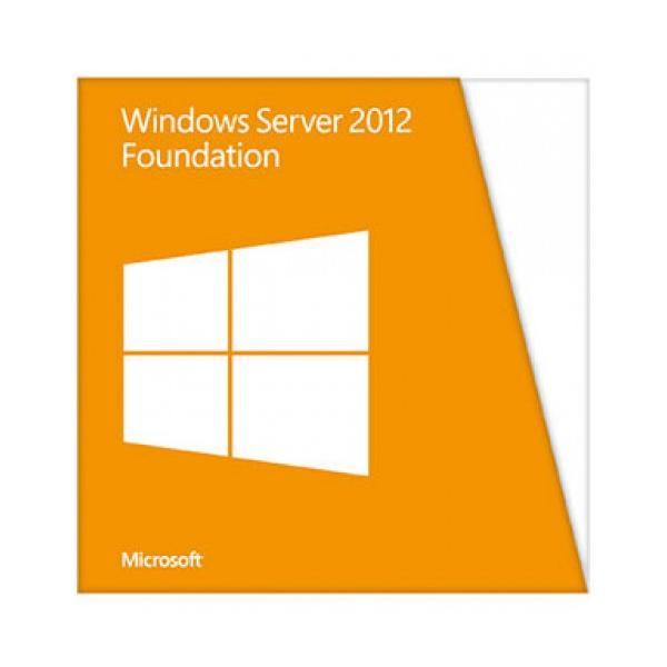 FUJITSU Windows Server 2012 R2, BIOS Lock Multilanguage (D, E, F, GB, JA, ITA) Foundation Edition, 1 proc.
