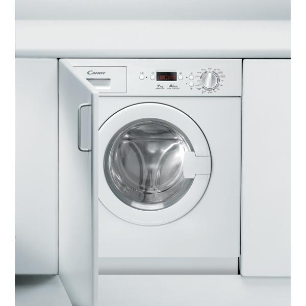 Candy CWB 1372DN1-S Incasso Caricamento frontale 7kg 1300Giri/min A+ Bianco lavatrice 8016361864610 31800154 08_31800154