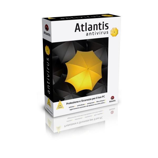 ATLANTIS LAND - NETWORKING ATLANTIS ANTIVIRUS 1YEAR .IN