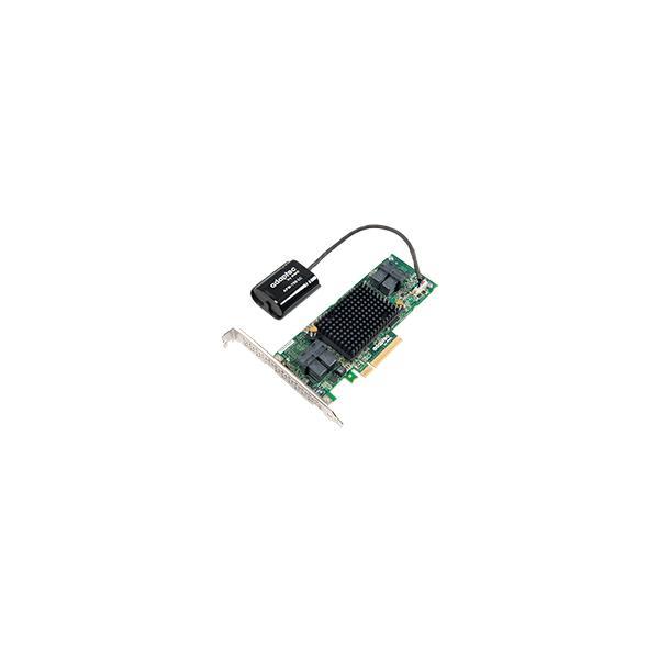 Adaptec 81605ZQ PCI Express x8 3.0 12Gbit/s controller RAID 0760884157206 2281600-R 10_2961509