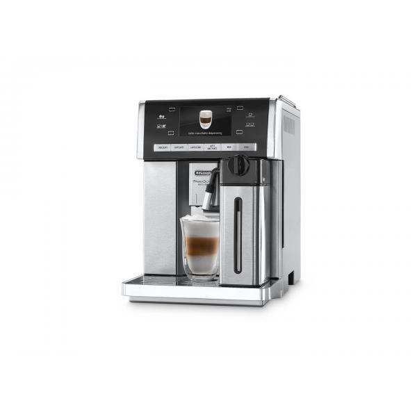 DeLonghi PrimaDonna Exclusive ESAM 6900.M Superficie piana Macchina per espresso 1,4 L Automatica