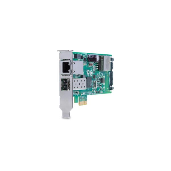 Allied Telesis AT-2911GP/SFP-001 Interno Ethernet/Fiber 1000Mbit/s scheda di rete e adattatore 0767035197005 AT-2911GP/SFP-001 10_425A888