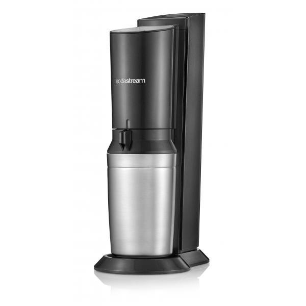 1016512491 Soda Maker Crystal Titanium/black