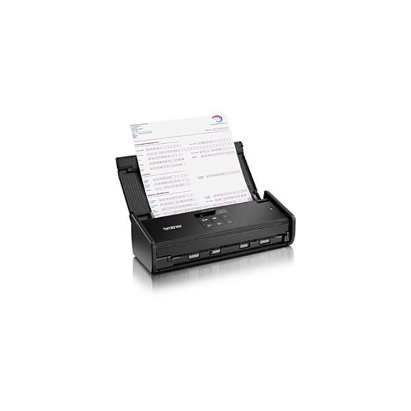 Brother ADS-1100W ADF scanner 600 x 600DPI A4 Nero scanner 4977766725774 ADS-1100W 14_ADS1100W