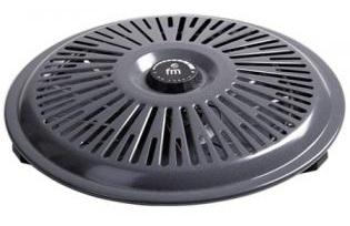 FM Calefacción B-750 Grigio 700W stufetta elettrica 8427561007507  02_S0403250