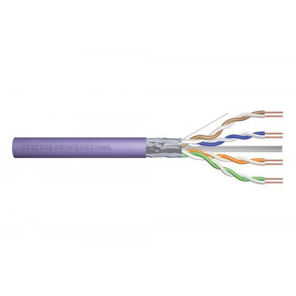 ASSMANN Electronic CAT 6 F-UTP 100m 100m Cat6 F/UTP (FTP) Multicolore cavo di rete 4016032344056 DK-1623-VH-1 10_5091591