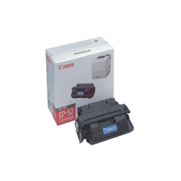 Canon 3839A003 EP-52 Cartuccia di toner nero, 10.000 Pagine per Canon LBP-52