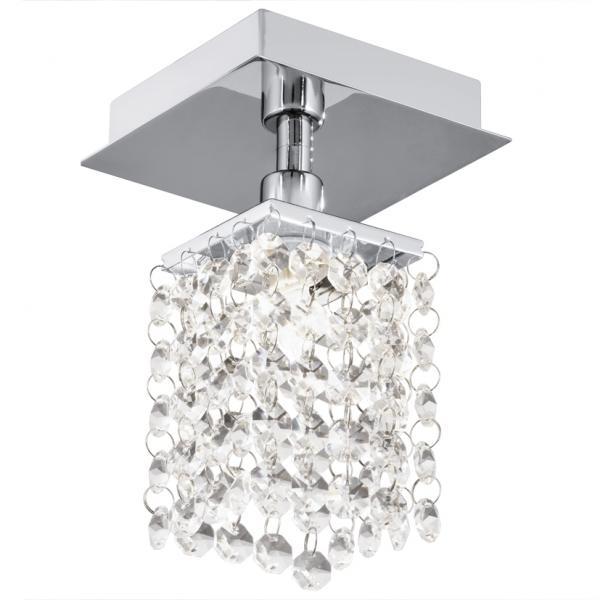 EGLO Bantry illuminazione da soffitto Cromo G9 33 W