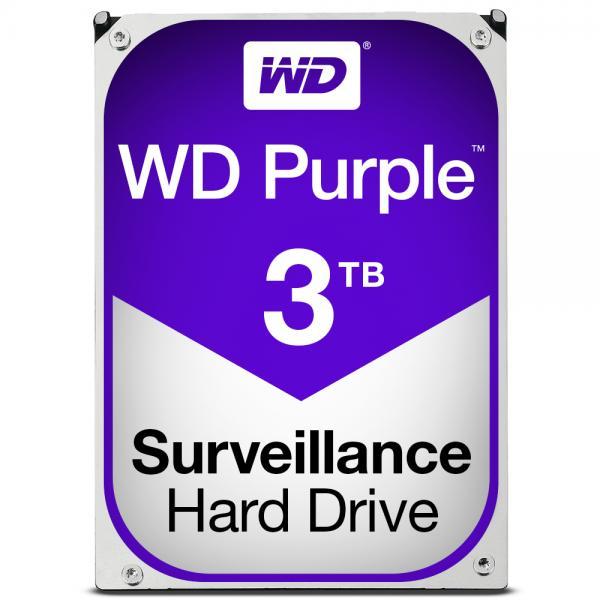 Western Digital Purple 3000GB Serial ATA III disco rigido interno 0718037823300 WD30PURX COM_07437