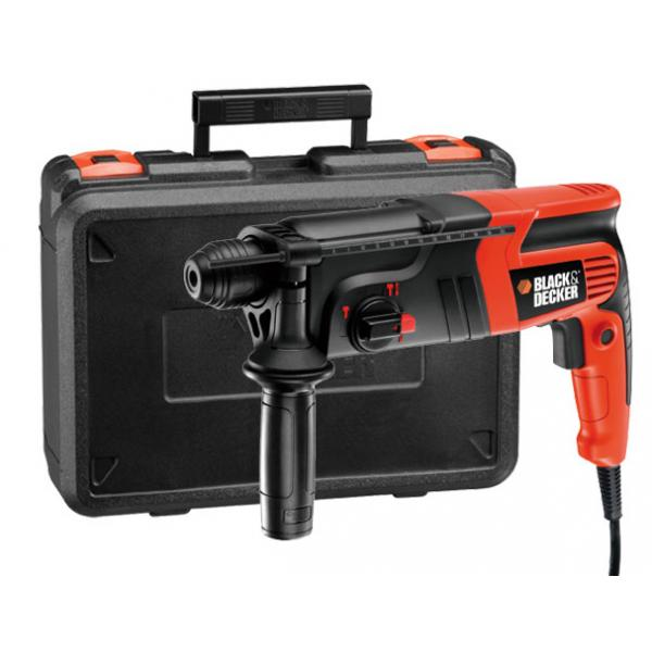 Black & Decker KD885KC 550W SDS-plus martello perforatore 5035048290712 KD885KC-QS TP2_KD885KC-QS