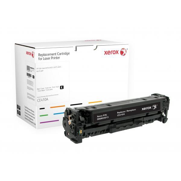 Xerox Xerox Cartuccia toner nero. Equivalente a HP CE410A. Compatibile con HP Colour LaserJet M351A, Colour LaserJet M375MFP, Colour LaserJet M451, Colour LaserJet M475 MFP