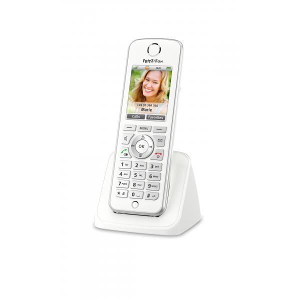 AVM FRITZ!Fon C4 International Telefono DECT Bianco 4023125026256 20002625 10_7651104
