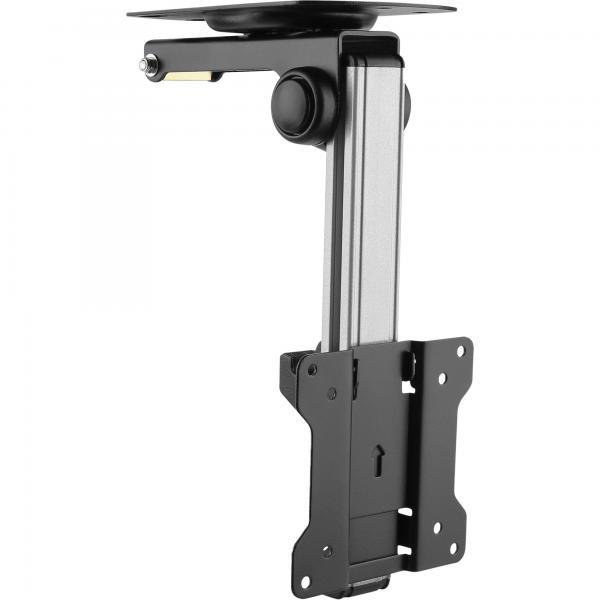 InLine Supporto Monitor / TV da armadio, staffa con braccio ripiegabile per LCD-/LED- Display 68cm (27