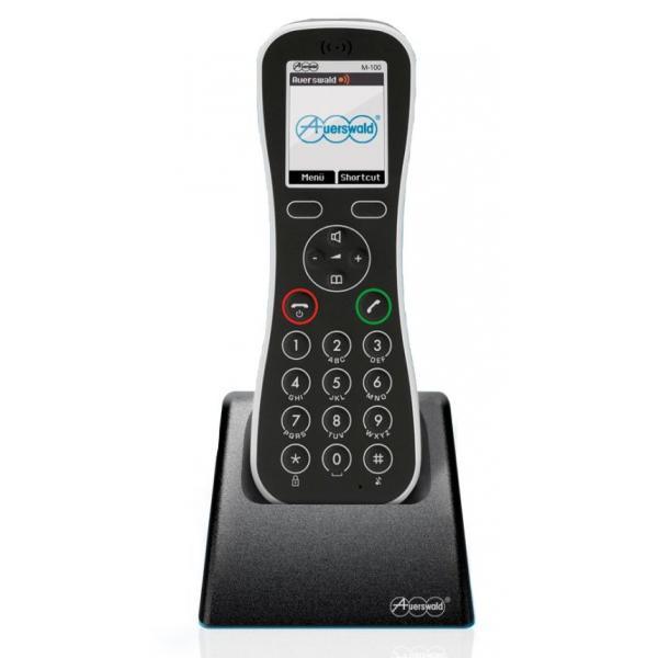 Auerswald COMfortel M-100 Telefono DECT Nero