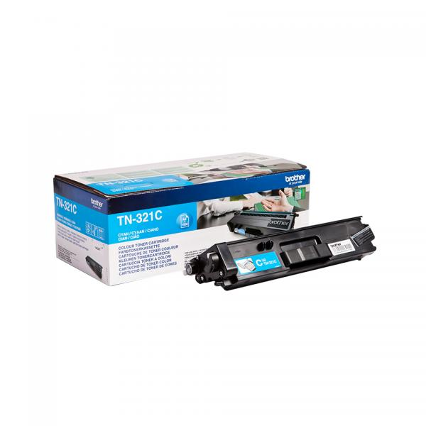 Brother TN-321C Toner laser 1500pagine Ciano cartuccia toner e laser 4977766734981 TN-321C 14_TN321C
