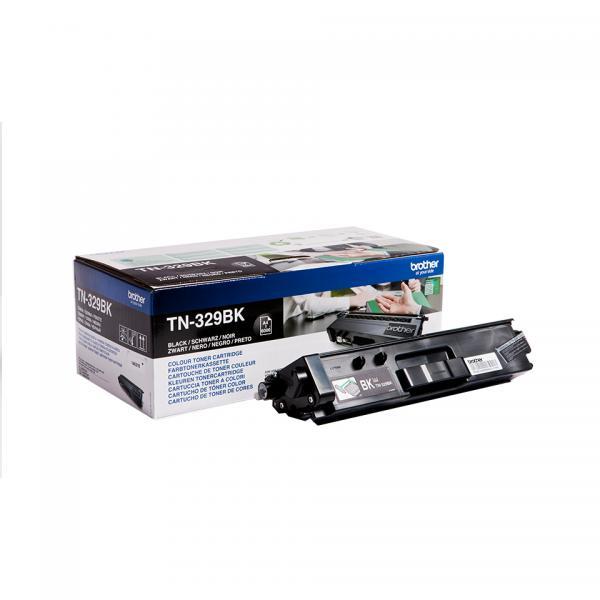 Brother TN-329BK Toner laser 6000pagine Nero cartuccia toner e laser 4977766735056 TN329BK TP2_TN-329BK