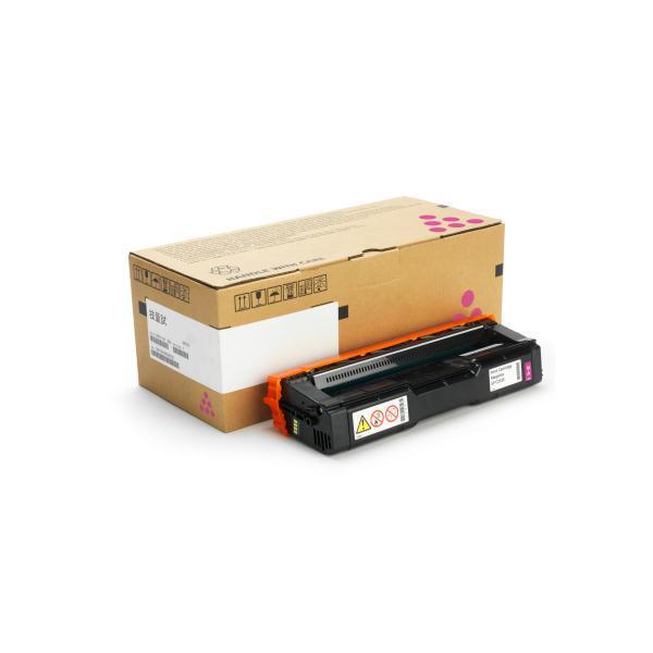 Ricoh 407718 6000pagine Magenta cartuccia toner e laser 4961311896903 407718 10_0382324