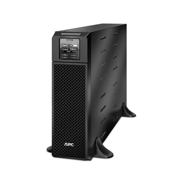 APC APC Smart-UPS On-Line gruppo di continuità (UPS) Doppia conversione (online) 5000 VA 4500 W 12 presa(e) AC