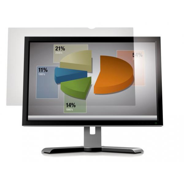 """3M Filtro antiriflesso per monitor widescreen da 23"""""""
